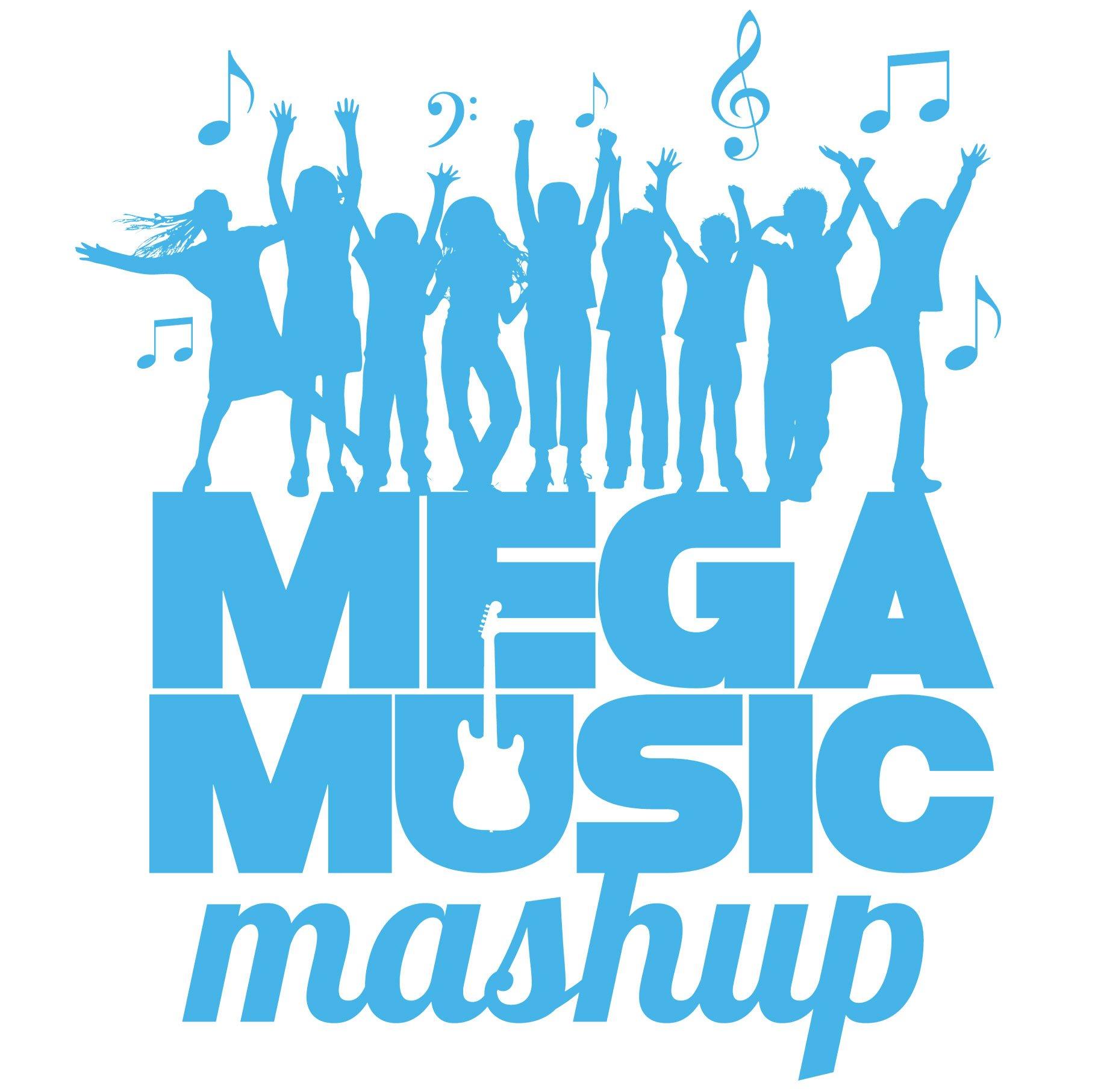 Mega Music Mashup Logo